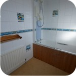 Sawmill Cottage in Thropton Bathroom