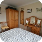 Sawmill Cottage in Thropton Second Bedroom