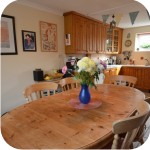 Sawmill Cottage in Thropton Kitchen