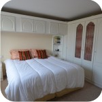Sawmill Cottage in Thropton Master Bedroom
